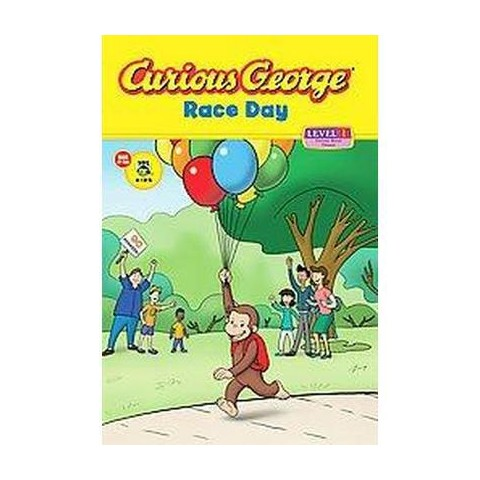 Curious George Race Day (Hardcover)