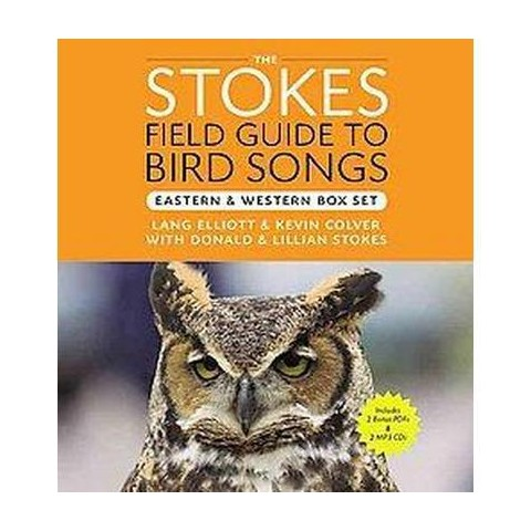 The Stokes Field Guide to Bird Songs (Unabridged) (Compact Disc)