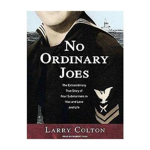 No Ordinary Joes (Unabridged) (Compact Disc)