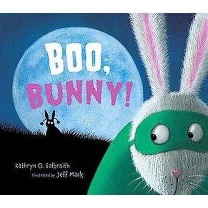 Boo, Bunny! (Reprint) (Paperback)