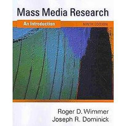 Mass Media Research (Paperback)
