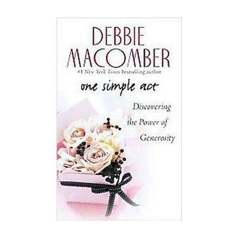 One Simple Act (Reprint) (Paperback)