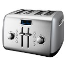 KitchenAid® Digital 4-Slice Toasters