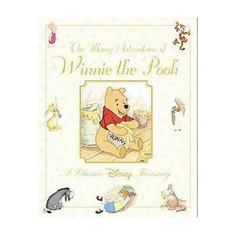 Walt Disney's The Many Adventures of Winnie the Pooh (Hardcover)