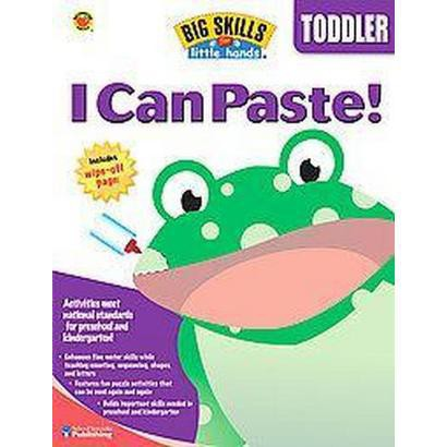 I Can Paste! (Paperback)