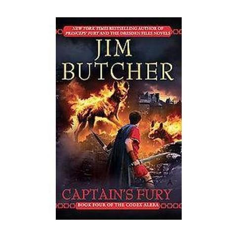 Captain's Fury (Reprint) (Paperback)