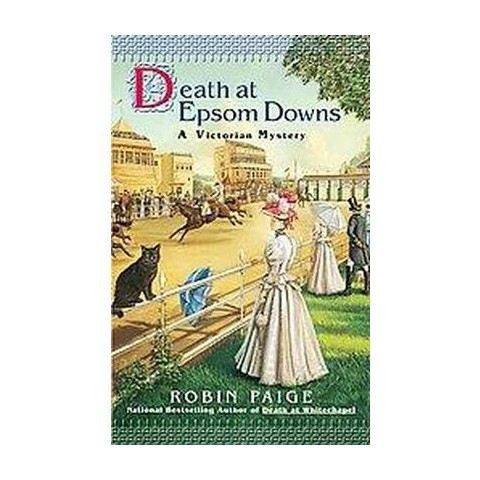 Death at Epsom Downs (Reprint) (Paperback)
