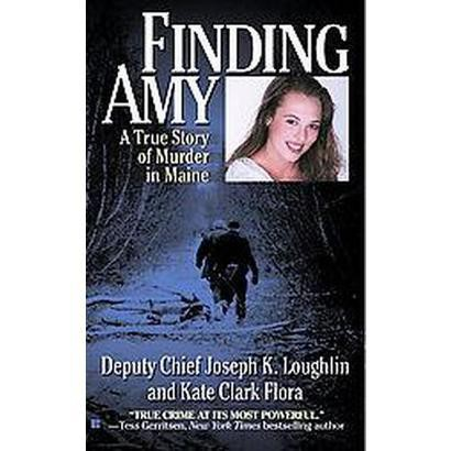 Finding Amy (Reprint) (Paperback)