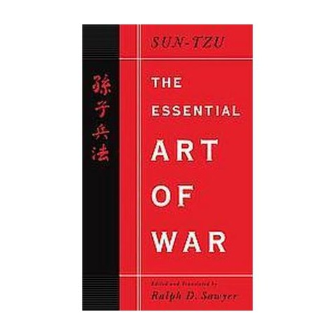 The Essential Art Of War (Hardcover)