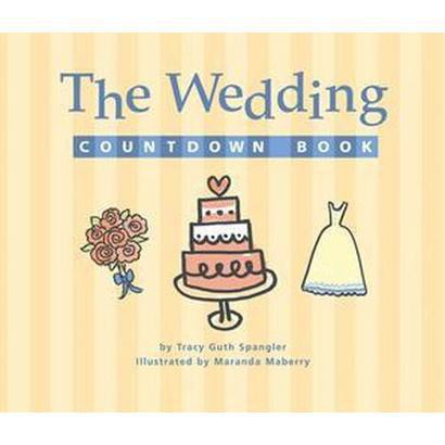 The Wedding Countdown Book and Clock
