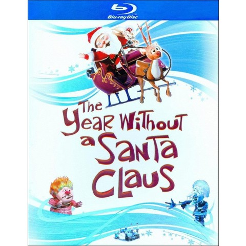 The Year Without a Santa Claus (Deluxe Edition) (2 Discs) (Blu-ray/DVD)