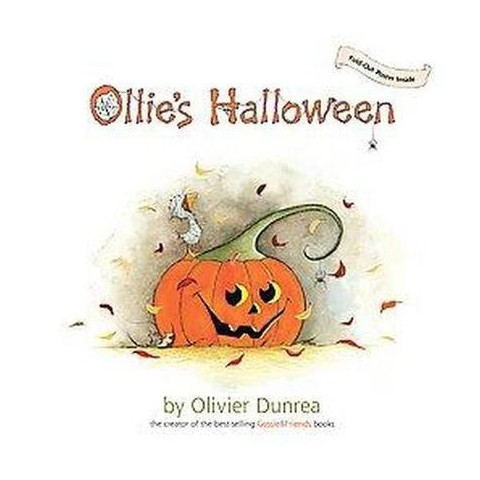 Ollie's Halloween ( Gossie & Friends) (Mixed media product)