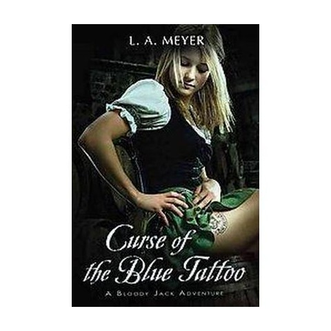 Curse of the Blue Tattoo (Reprint) (Paperback)
