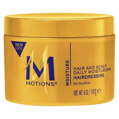 Motions Hair & Scalp Daily Moisturizing Hairdressing 6 oz