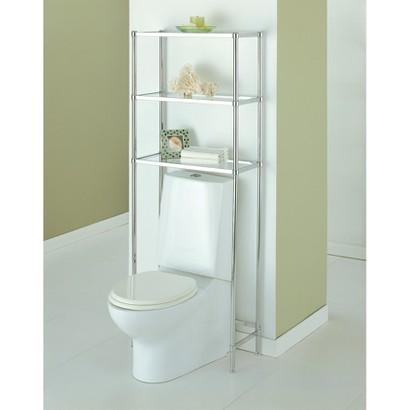 Neu Home Bathroom Spacesaver - Chrome