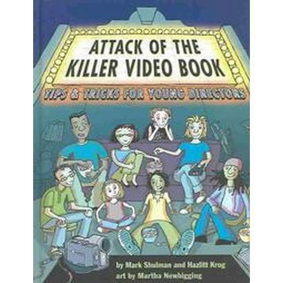 Attack of the Killer Video Book (Hardcover)