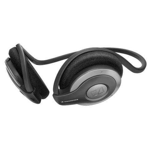 Sennheiser Noise Cancelling Bluetooth Headset (MM100) - Black/Gray