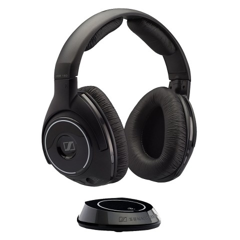 Sennheiser KLEER Wireless Over-the-Ear Headphones (RS160) - Black
