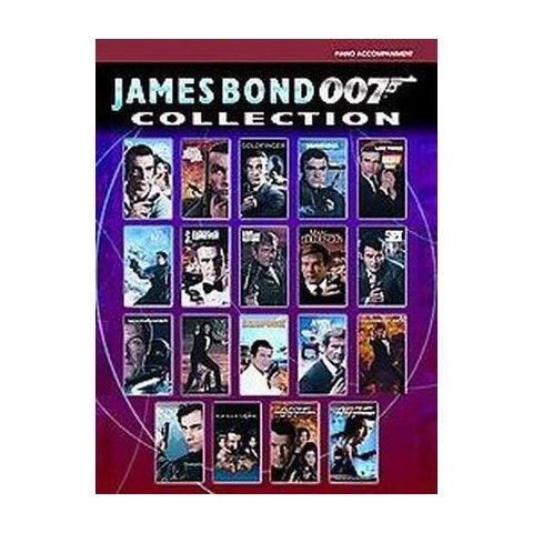 James Bond 007 Collection (Paperback)