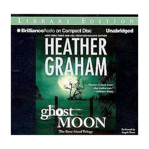 Ghost Moon (Unabridged) (Compact Disc)