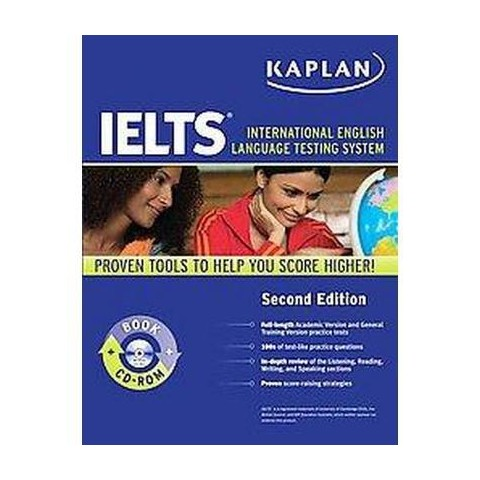 IELTS (Mixed media product)