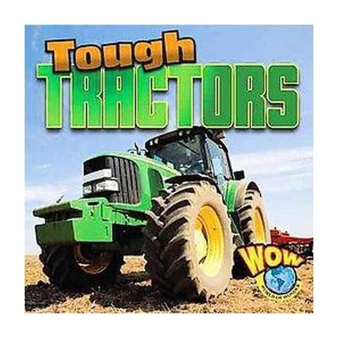 Tough Tractors (Hardcover)