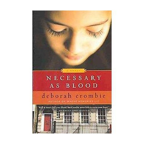 Necessary As Blood (Reprint) (Paperback)