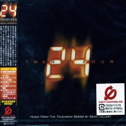 24 (Original TV Soundtrack)