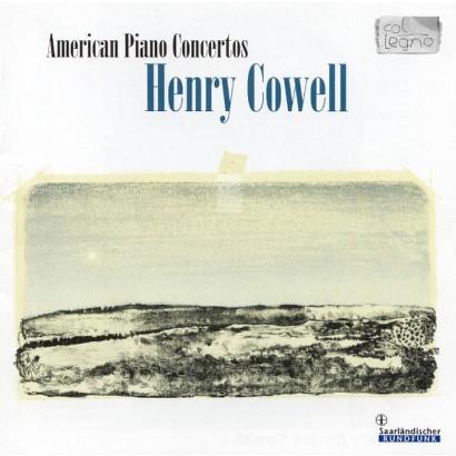 American Piano Concertos: Henry Cowell