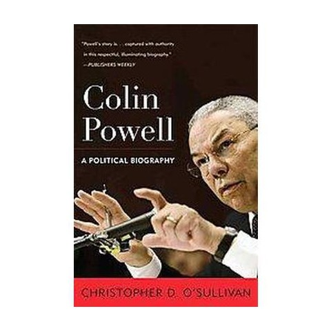 Colin Powell (Reprint) (Paperback)