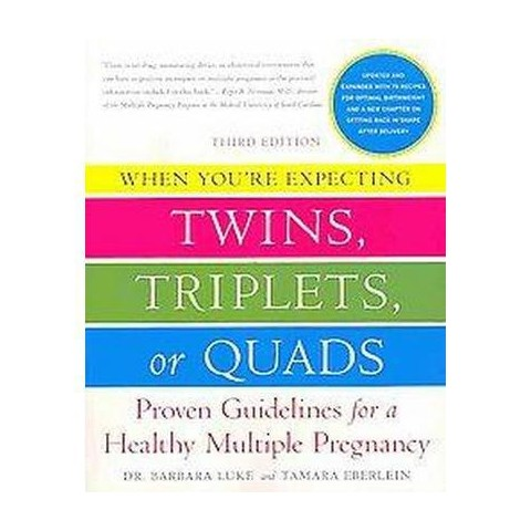 When You're Expecting Twins, Triplets, or Quads (Paperback)