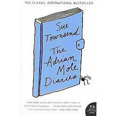 The Adrian Mole Diaries (Reprint) (Paperback)