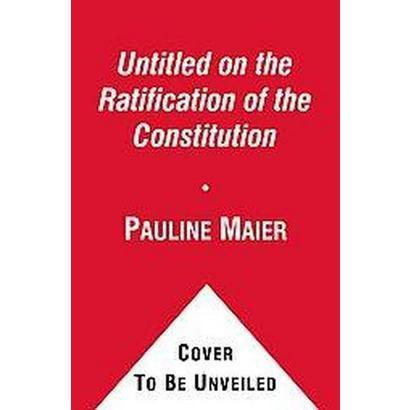 Ratification (Hardcover)