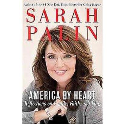 America by Heart (Large Print) (Paperback)