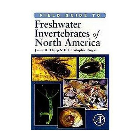 Field Guide to Freshwater Invertebrates of North America (Paperback)