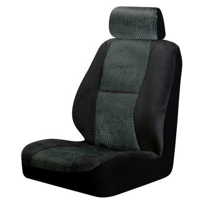Fairfield 2-pk. Low Back Bucket Seat Cover - Black