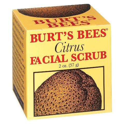 Burt's Bees Facial Scrub - Citrus - 2 oz