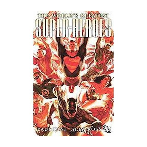 The World's Greatest Super-heroes (Reprint) (Paperback)