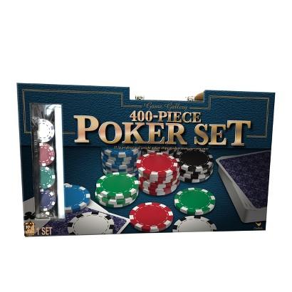 Cardinal 300 11.5 gram Poker Chips in Aluminium Case