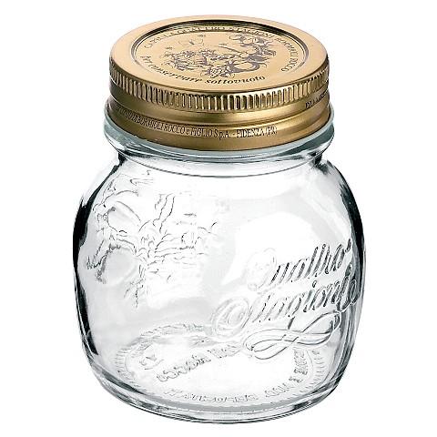 Bormioli Rocco Quattro Stagioni Jars - Clear (12 Pc)