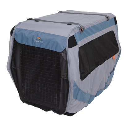 DogAbout Dog Crate Cover - Slate
