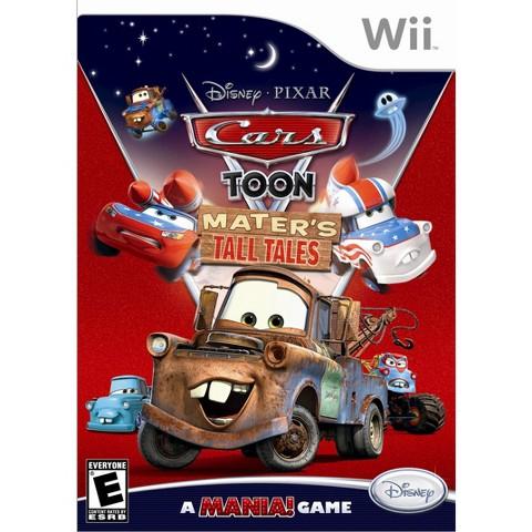 Cars Toon: Mater's Tall Tales (Nintendo Wii)
