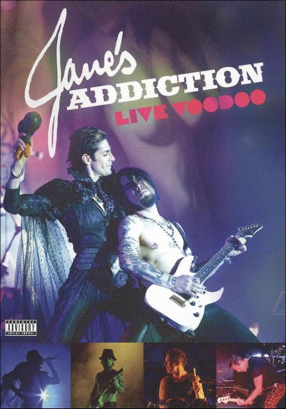 Image of Jane's Addiction: Live Voodoo (Widescreen)