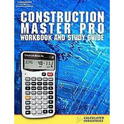 Construction Master Pro Workbook And Study Guide (Spiral)