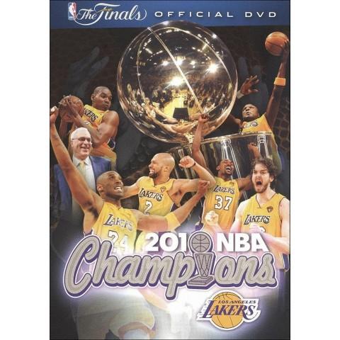 NBA: 2009-2010 Champions - Los Angeles Lakers