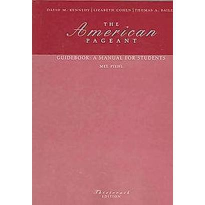 The American Pageant (Paperback)