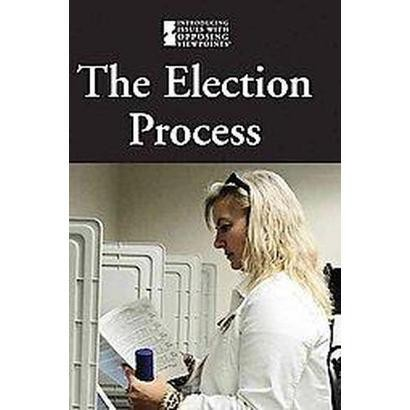 The Election Process (Hardcover)