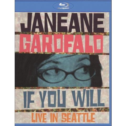Janeane Garofalo: If You Will - Live in Seattle (Blu-ray) (Widescreen)