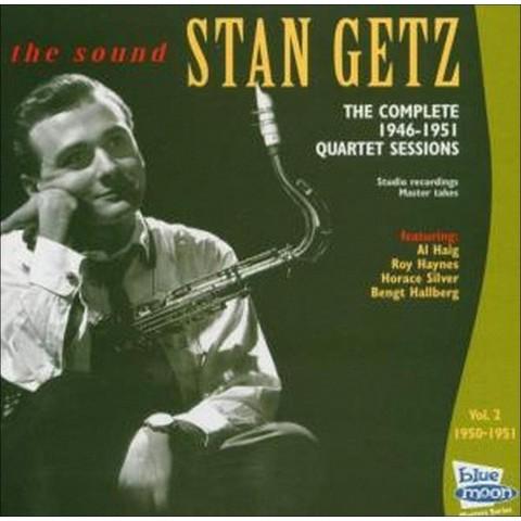 Stan Getz, Vol. 2: 1950-1952