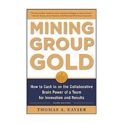 Mining Group Gold (Hardcover)